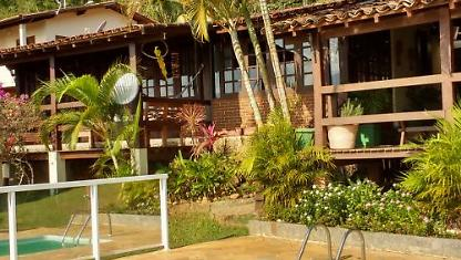 Ilhabela House sea view