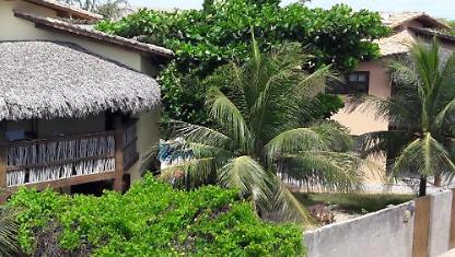 Rent 2 homes on the wonderful beach of Jericoacoara