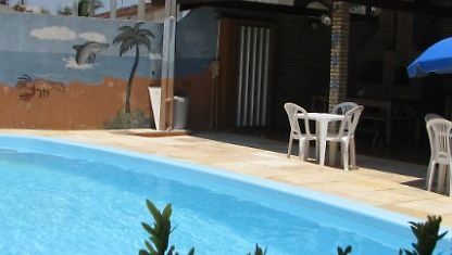 House with 4 bedrooms and Pool on the beach Uruaù-EC