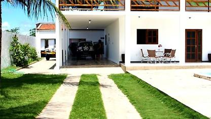 Beautiful House on the beach of love (South Coast Paraiba)