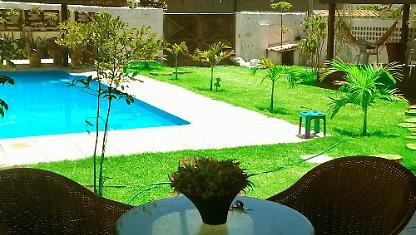 Porto de Galinhas 9x4 Pool House