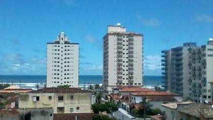 2 ROOMS, 100 M from the beach, VISTA w/the SEA, BALCONY