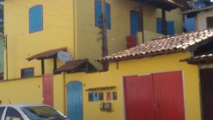 Colourful House in Paraty