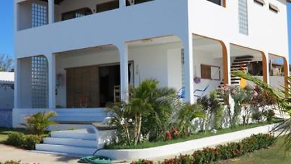 Elegant Duplex House on the beach of Canoa Quebrada-EC