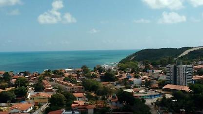 Fit of 2/4 in Ponta Negra with sea view