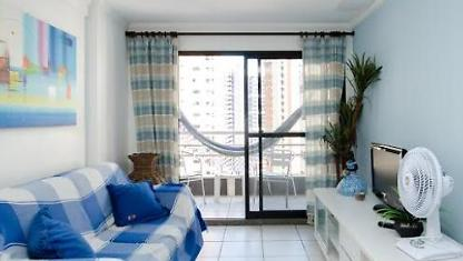 Beautiful Fit Iracema Beach for 6 People