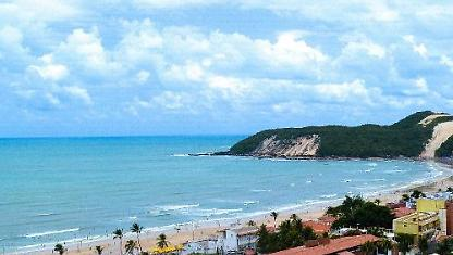 02 Bedrooms apartment on the beach d Ponta Negra