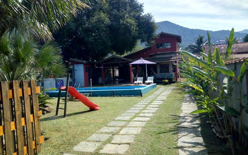 Alugar Casa Temporada em Lagoinha Ubatuba, SP - Casa com ...