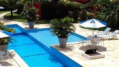 Flat In-sonia 5 - no Arituba Tropical - Frente Mar