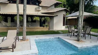 3 Apartments House in gated community near the beach