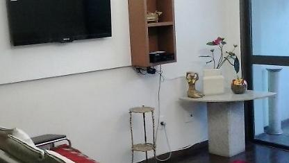 Apartamento  3 qtos, vista mar,WIFI e AR, TV NET