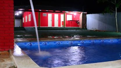 House in Caldas Novas with Dr, strong Pool II