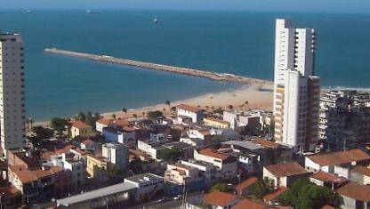 Apartment 2 rooms with WI-FI Praia de Iracema