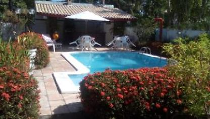 Playa de Guarajuba Casa amplia Wifi piscina patio