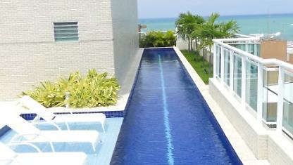 Beautiful Apt 3 Q of Ponta Verde Beach-Jatiuca