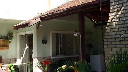 Home South of Florianópolis Island 600 m from the beach