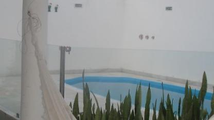 House with fenced pool to 400 meters from the beach