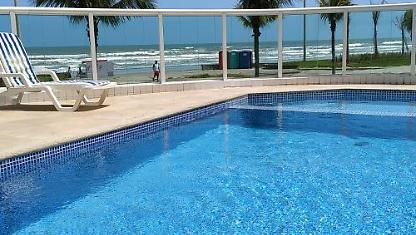 APART FRENTE AO MAR C/PISCINA/CHURRASQ/WI-FI