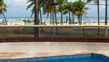 M008-el frente al mar-piscina-2 BED/SUITE