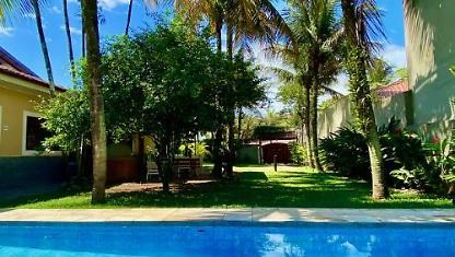 Home less than 30 M from the beach of Juquehy
