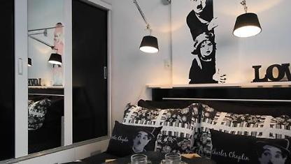 Apartment/Studio in Lapa, Rio Bohemian Crib!