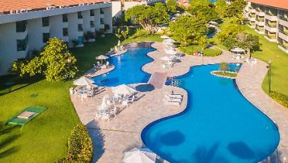 Carneiros Beach Resort (2 chambres)