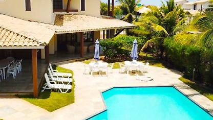 4 Mansion suites with Pool Near. Beach Bar Parati