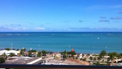 Season in the most beautiful beach of Maceió
