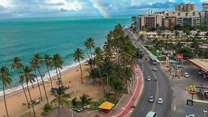 Holidays in Maceio-Brazil