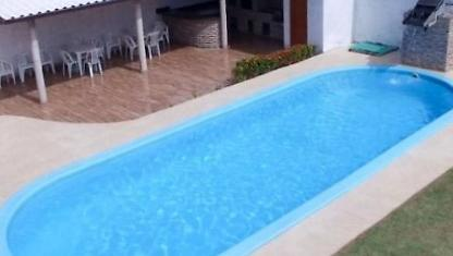House w/pool, on South Beach a200 meters from the sea