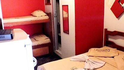 Double suites in Cabo Frio 95.00