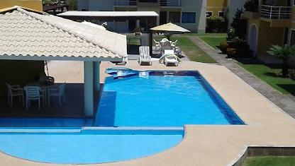 2 SUITES Apartamento en la costa norte de GUARAJUBA