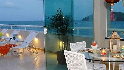 Wonderful Flat on the beach of Ponta Negra Beach