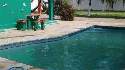 House with pool in Morro Branco Old