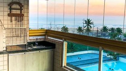A017-2 BED/2 SLOTS/BALCONY-swimming pool-GOURMET optional