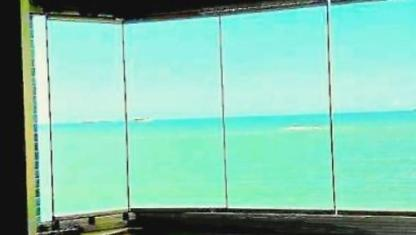Beautiful view to the sea, 2 Bedrooms Apt Praia da Costa