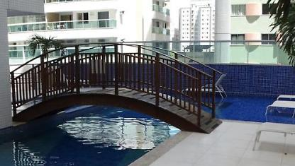 Beautiful 3 Bedroom Apt, Air Cond, Wifi, indoor lap pool, leisure,