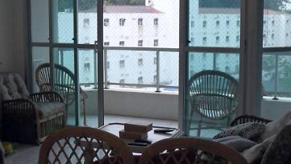 Guarujá appartement Asturias