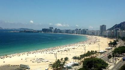 COME ENJOY THE BEST POINT OF COPACABANA.