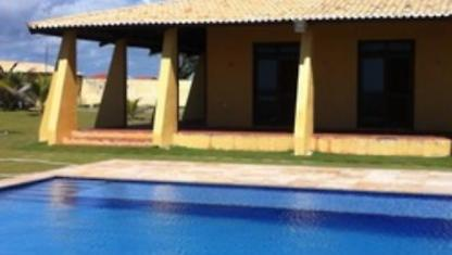 House with pool beach of Águas Belas