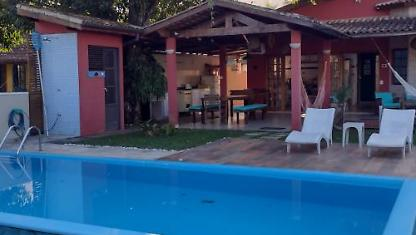 House with pool in Ubatuba (home environment)