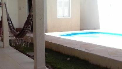 House with pool at 250 M from the beach