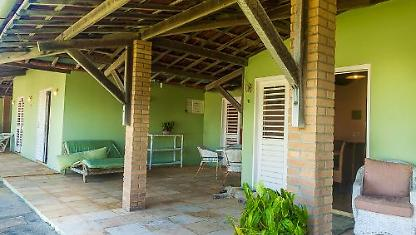 Village 5 the Rooms 100 metres from the beach in Maracajau!