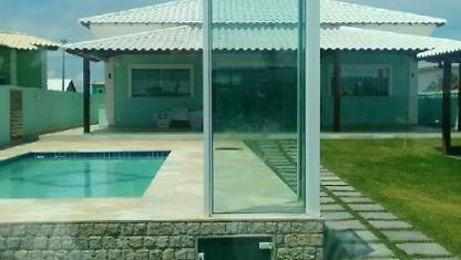 linda casa com piscina Arraial do Cabo
