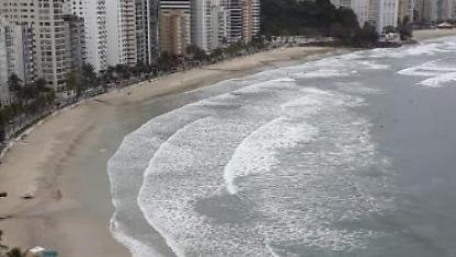 Apartamento Guarujá Frente ao Mar
