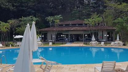Casa no Guaruja com Piscina e Churrasqueira